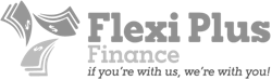Flexi Plus Finance footer logo